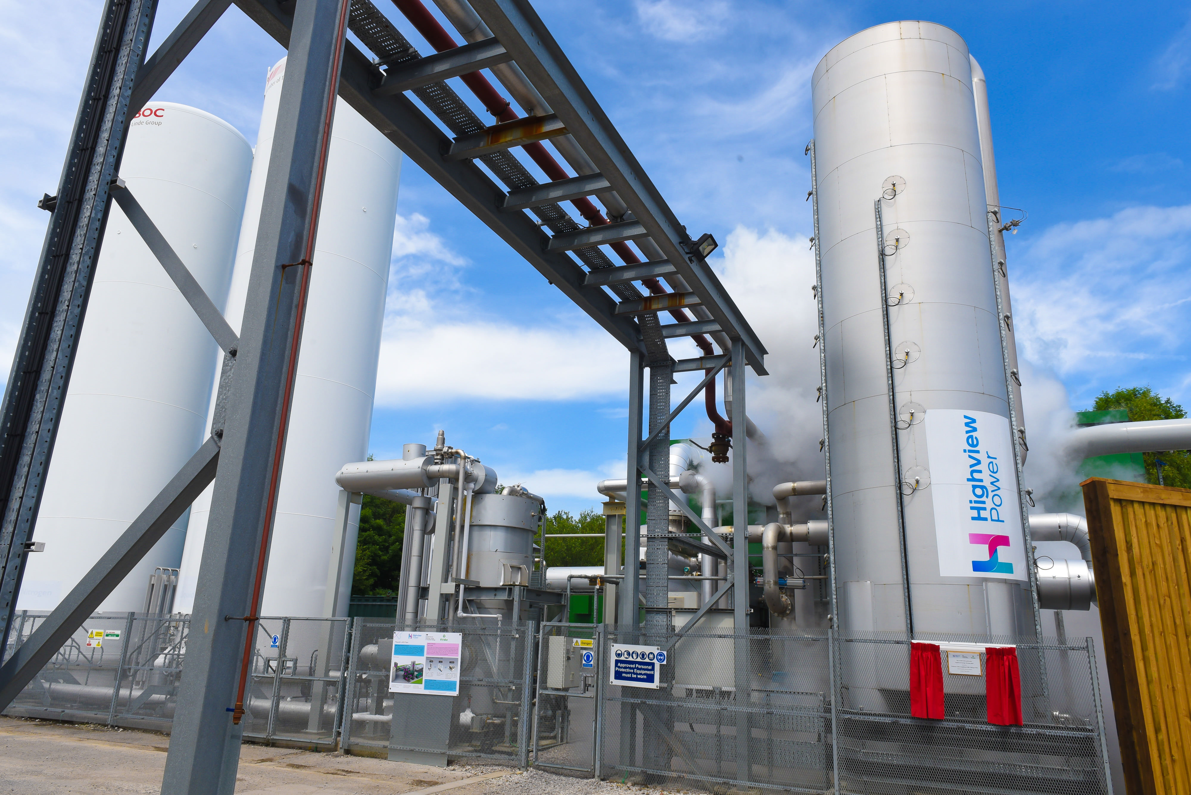 Highview Power and TSK Enter Joint Venture to Develop